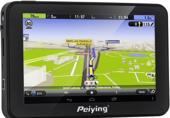 GPS Peiying Exclusive 5 inch PY-GPS5008