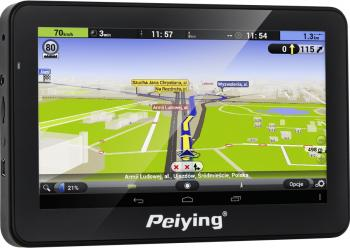 GPS Peiying Exclusive 7 inch PY-GPS7008