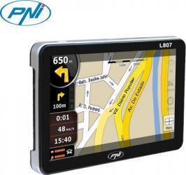 GPS PNI L807 portabil 7 inch Negru Navigatie GPS