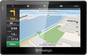 Gps Prestigio Geovision 5057 Full Europa Navitel