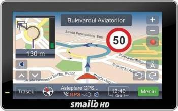 GPS Smailo HD 5 + Harta Romaniei