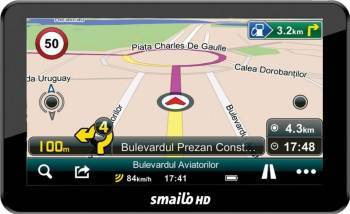 GPS Smailo HD 7 Full Eu LMU