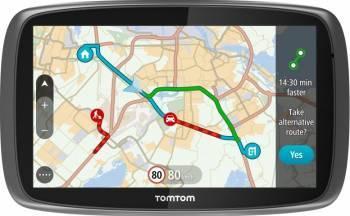 GPS Tom Tom GO 6100 World Navigatie GPS