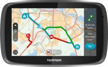 GPS TomTom GO 5100 World Navigatie GPS