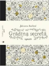Gradina secreta. Agenda - Johanna Basford title=Gradina secreta. Agenda - Johanna Basford