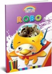 Gradinita Coloreaza - Robo