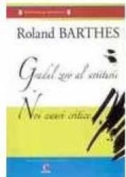 Gradul zero al scriiturii - Roland Barthes