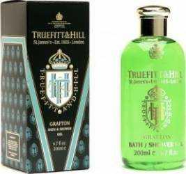 Grafton by Truefitt and Hill Barbati 200ml Gel de dus, sapun lichid