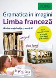 Gramatica in imagini Limba franceza - Pons