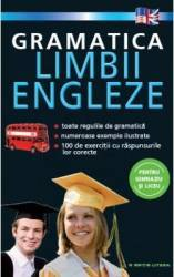Gramatica limbii engleze pentru gimnaziu si liceu Carti