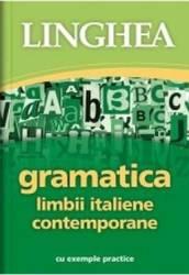 Gramatica limbii italiene contempotane