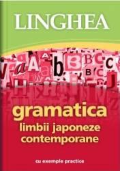 Gramatica limbii japoneze contempotane