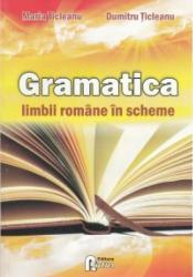 Gramatica limbii romane in scheme - Maria Ticleanu Dumitru Ticle