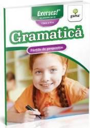Gramatica Partile de propozitie. Clasa 4
