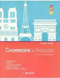 Grammaire du francais - Claudia Dobre niveau Intermediaire Carti