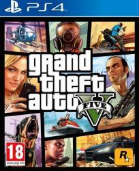 Grand Theft Auto 5 GTA -PS4