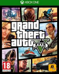Grand Theft Auto 5 GTA -Xbox One Jocuri