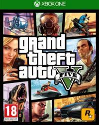 Grand Theft Auto 5 GTA -Xbox One Jocuri