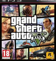 Grand Theft Auto 5 PS3 Jocuri