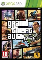 Grand Theft Auto 5 Xbox 360 Jocuri