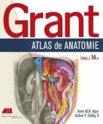 Grant. Atlas de anatomie Ed.14 - Anne M.R. Agur Arthur F. Dalley