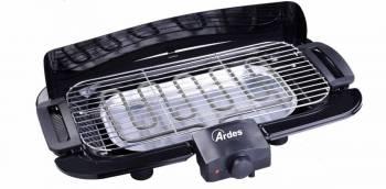 Gratar electric Ardes 2000W Termostat reglabil Negru Gratare electrice