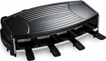 Gratar Electric Esperanza EKG003 Raclette Pomodoro 1000W Negru Gratare electrice