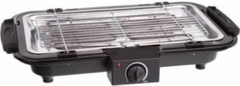 Gratar electric Hausberg HB 530 2000W Negru Gratare electrice