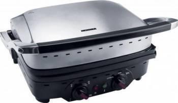 Gratar electric Heinner HEG-1800XMC 1800 W Pastrare la cald Argintiu-Negru Resigilat