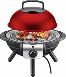 Gratar Electric Trisa Bbq Junior 7577 8212 Rosu