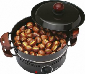 Gratar multifunctional Trisa Roast and Grill Negru Gratare electrice