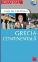 Grecia continentala - Ghid de Calatorie Carti