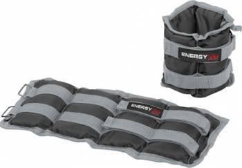 Greutati pentru maini si picioare 2x1.5kg Energy Fit Accesorii fitness