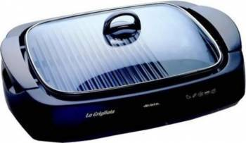 Grill Ariete la grigliata 2000 Negru Gratare electrice