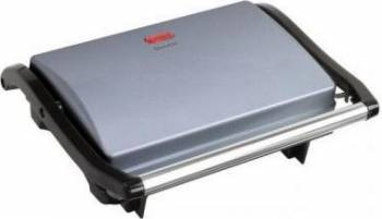 Grill Compact Domoclip DOC163G 700 W Invelis antiaderent Silver Sandwich maker