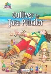 Gulliver in Tara Piticilor - Creionul fermecat Carti