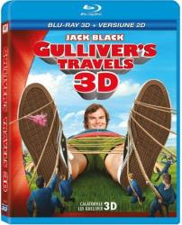 Gullivers travels BluRay 3D 2010 Filme BluRay 3D