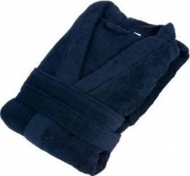 Halat Marina Mally 100 bumbac bleu XL Halate de baie