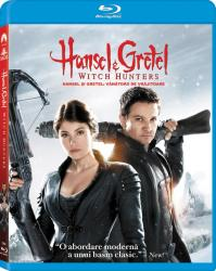 Hansel and Gretel, Whitch hunters BluRay 2013 Filme BluRay