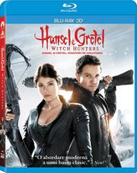 Hansel and Gretel whitch hunters BluRay 3D 2013 Filme BluRay