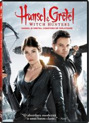 Hansel and Gretel Whitch hunters DVD 2013 Filme DVD