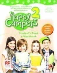 Happy Campers 2. Student and 146 s Book and Workbook - Angela Llanas