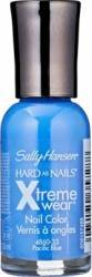 Lac de unghii Sally Hansen Hard as Nails Xtreme Wear - Pacific Blue 420
