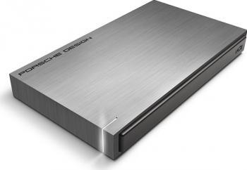 Hard disk extern LaCie Porsche P9220 1TB USB 3.0