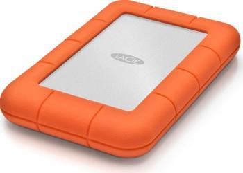 Hard disk extern LaCie Rugged Mini 1TB Hard Disk uri Externe