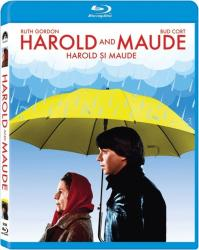 HAROLD AND MAUDE BluRay 1971