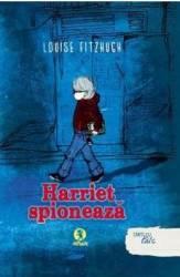 pret preturi Harriet spioneaza - Louise Fitzhugh
