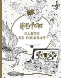 Harry Potter - Carte de colorat Carti