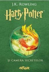 Harry Potter si Camera secretelor - J. K. Rowling Carti