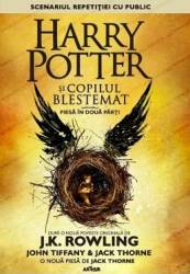 Harry Potter si copilul blestemat - J.K. Rowling John Tiffany Jack Thorne Carti